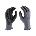 West Chester 713SNF Nitrile Palm Coated Gloves Size L - 12 pr.